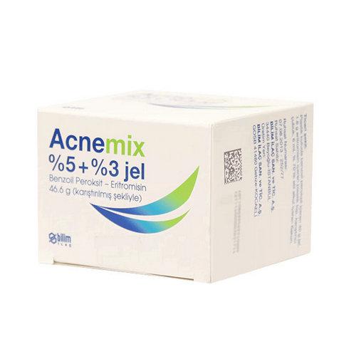 Купить Акнемикс (Benzamycin gel) гель 46,6г в Тюмени